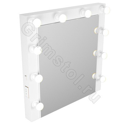 Рамное гримерное зеркало 80Р