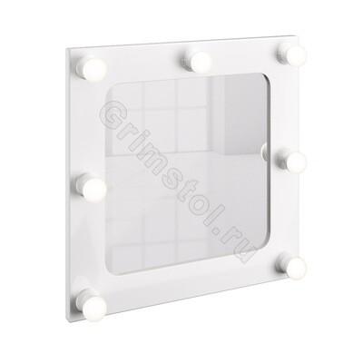 Гримёрное зеркало с лампочками 50М