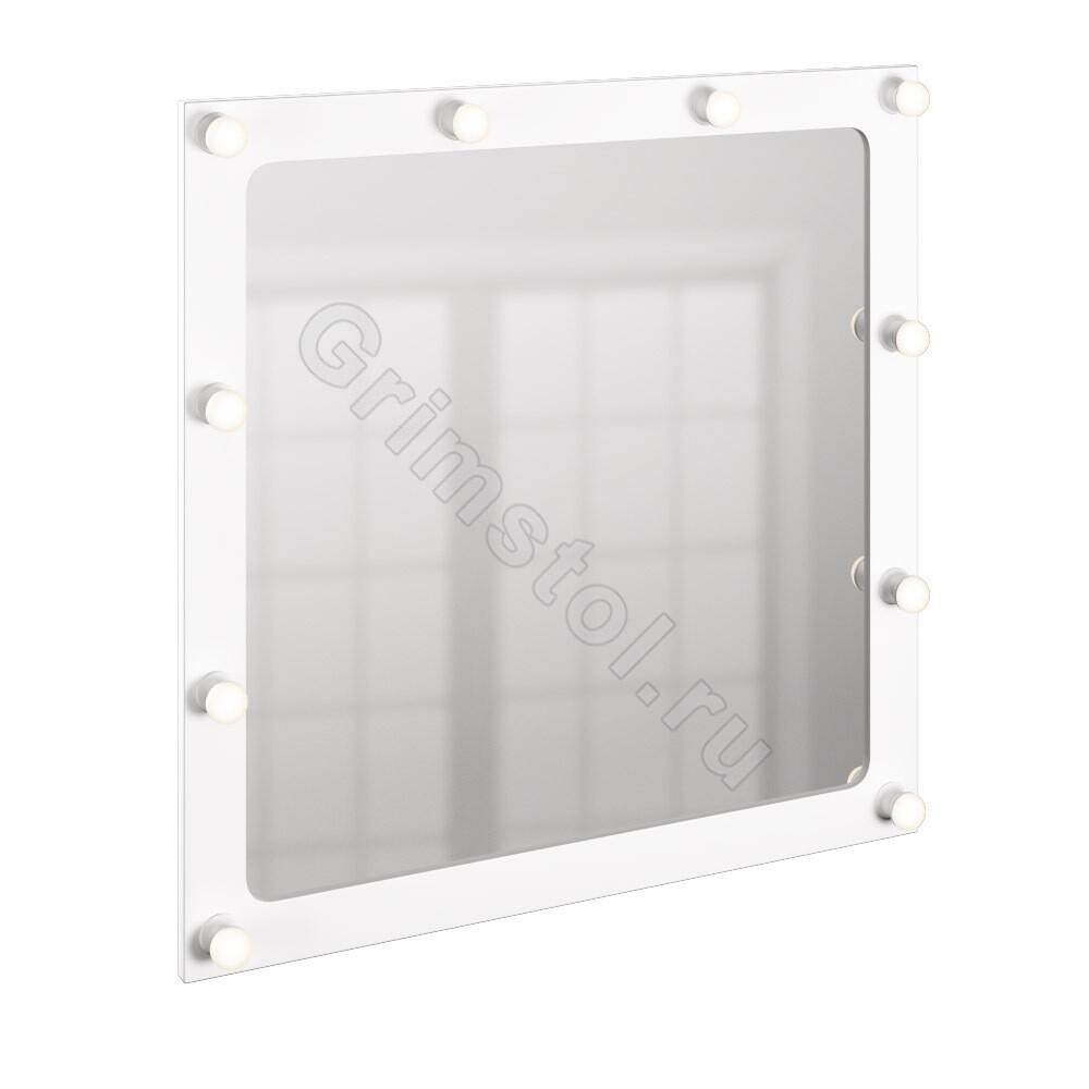 Гримёрное зеркало с лампочками 94М