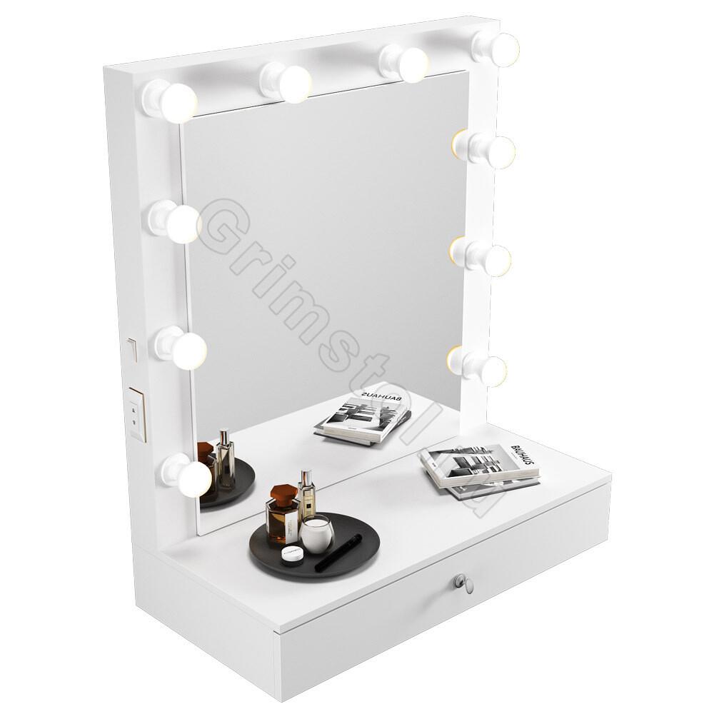 Подвесной гримёрный столик 1П80Р