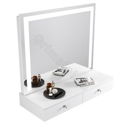 Подвесной гримёрный столик 8П100Д