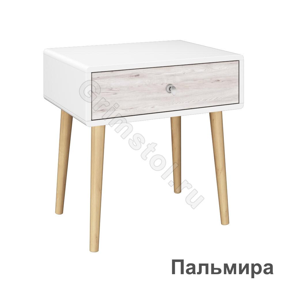 Тумба на деревянных ножках ТНМ1.1-ПМ