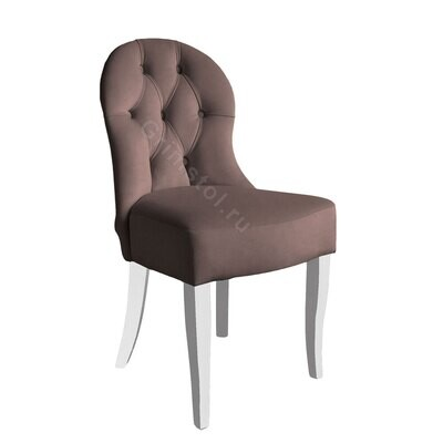 Мягкий стул со спинкой СКС4-В23