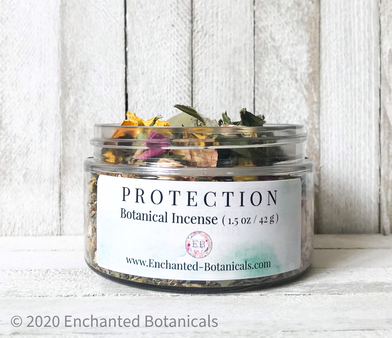PROTECTION Botanical Incense