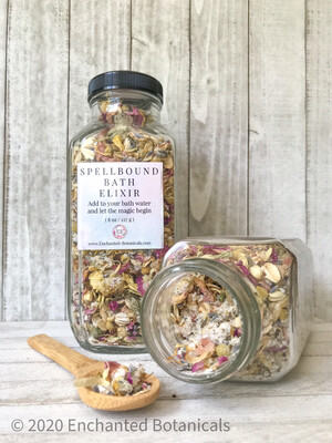 SPELLBOUND Bath Elixir