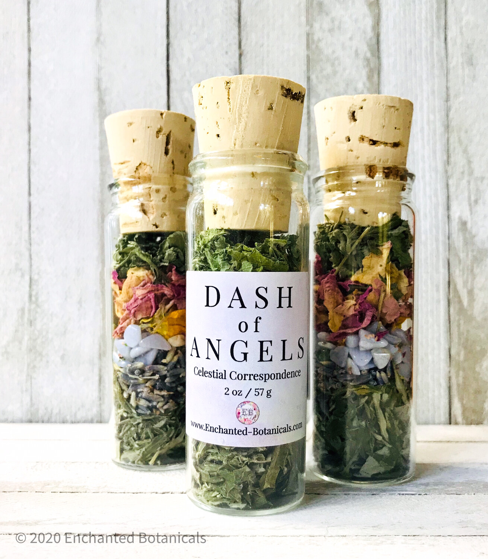 DASH OF ANGELS