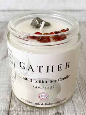 GATHER Limited Edition Soy Candle