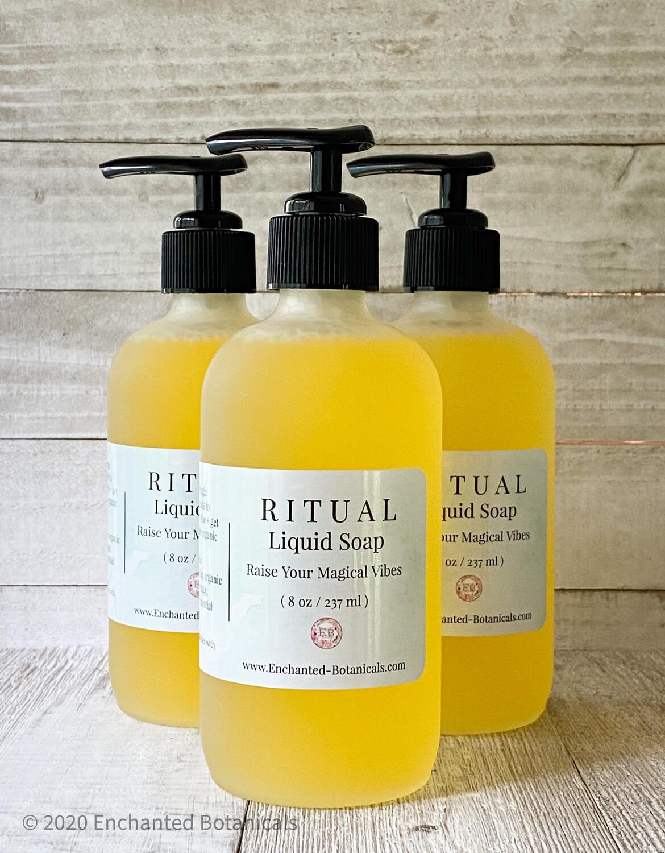 RITUAL Hand Soap, 8 oz. Organic