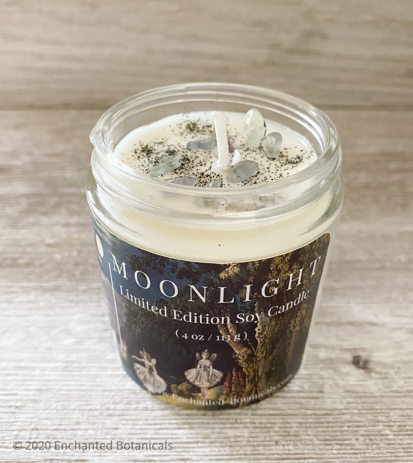 MOONLIGHT Limited Edition Soy Candle