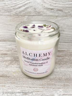 ALCHEMY Botanical Candle