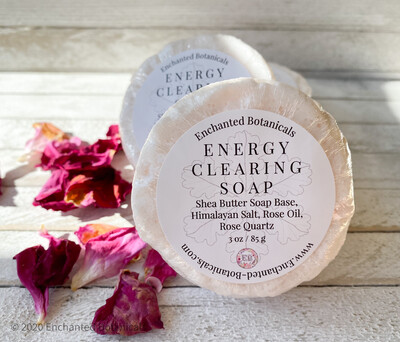 ENERGY CLEARING Soap