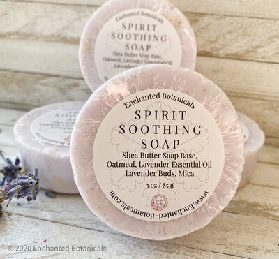 SPIRIT SOOTHING Soap