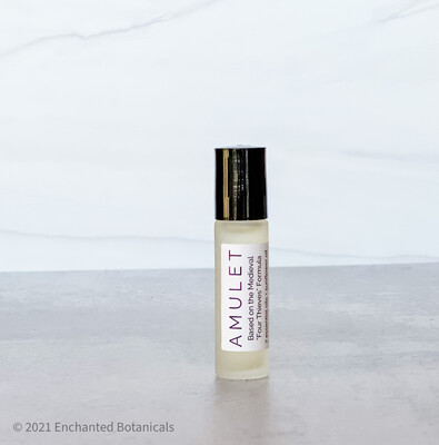 AMULET (Protection) Essential Oil Blend (Roller Ball)