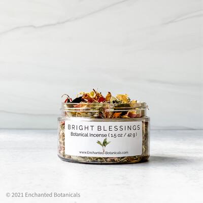 BRIGHT BLESSINGS Botanical Incense