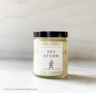 SEA STORM Scented Candle