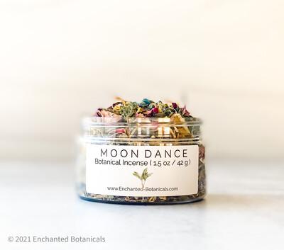 MOON DANCE Botanical Incense