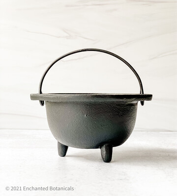 CAULDRON, Cast Iron