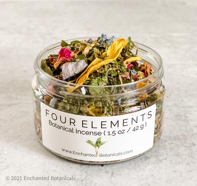 FOUR ELEMENTS Botanical Incense