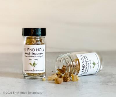 BLEND NO. 1 Resin Incense
