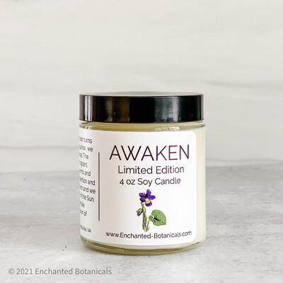AWAKEN Limited Edition Soy Candle