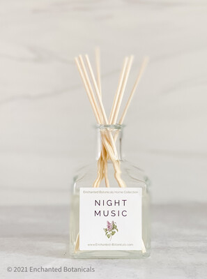 NIGHT MUSIC Reed Diffuser