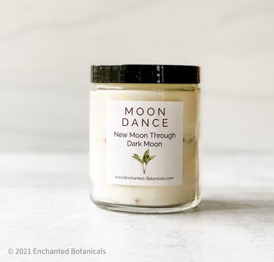 MOON DANCE Meditation Candle