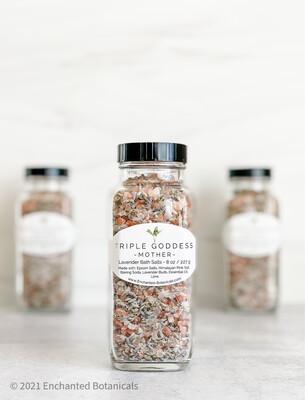 TRIPLE GODDESS: MOTHER Bath Salts