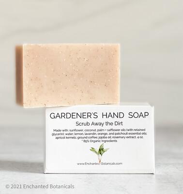 SOAP (organic), Gardener's Hand Soap