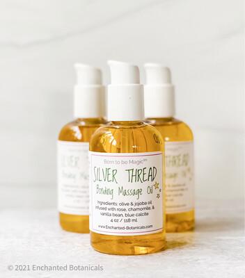 SILVER THREAD Bonding Massage Oil