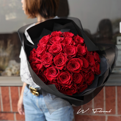 36 Red Rose Bouquet