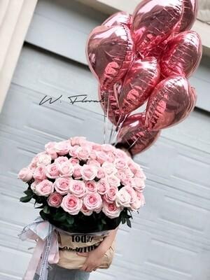 Gift a Hug Pink
