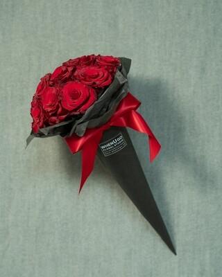 W Red Rose Ice Cream