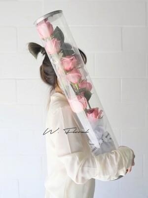Sparkling Pink Roses