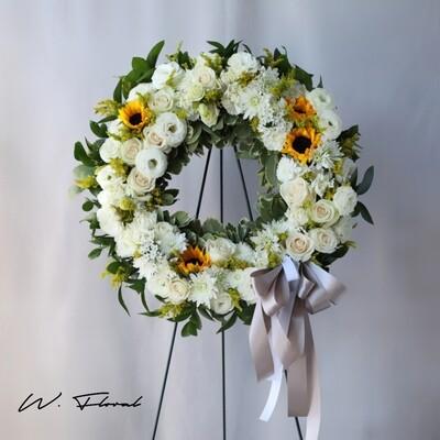 Hope and Honour Wreath
