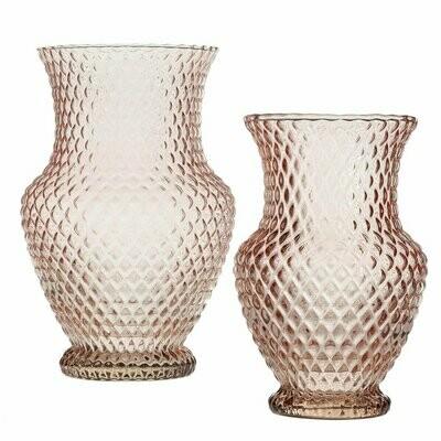 Roseland Vase (Pink)