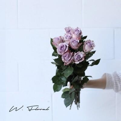 Bunch of Lavender Roses - Ocean Song