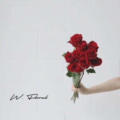 Bunch of Red Roses - Freedom