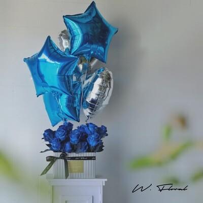 Pandora Hug Blue