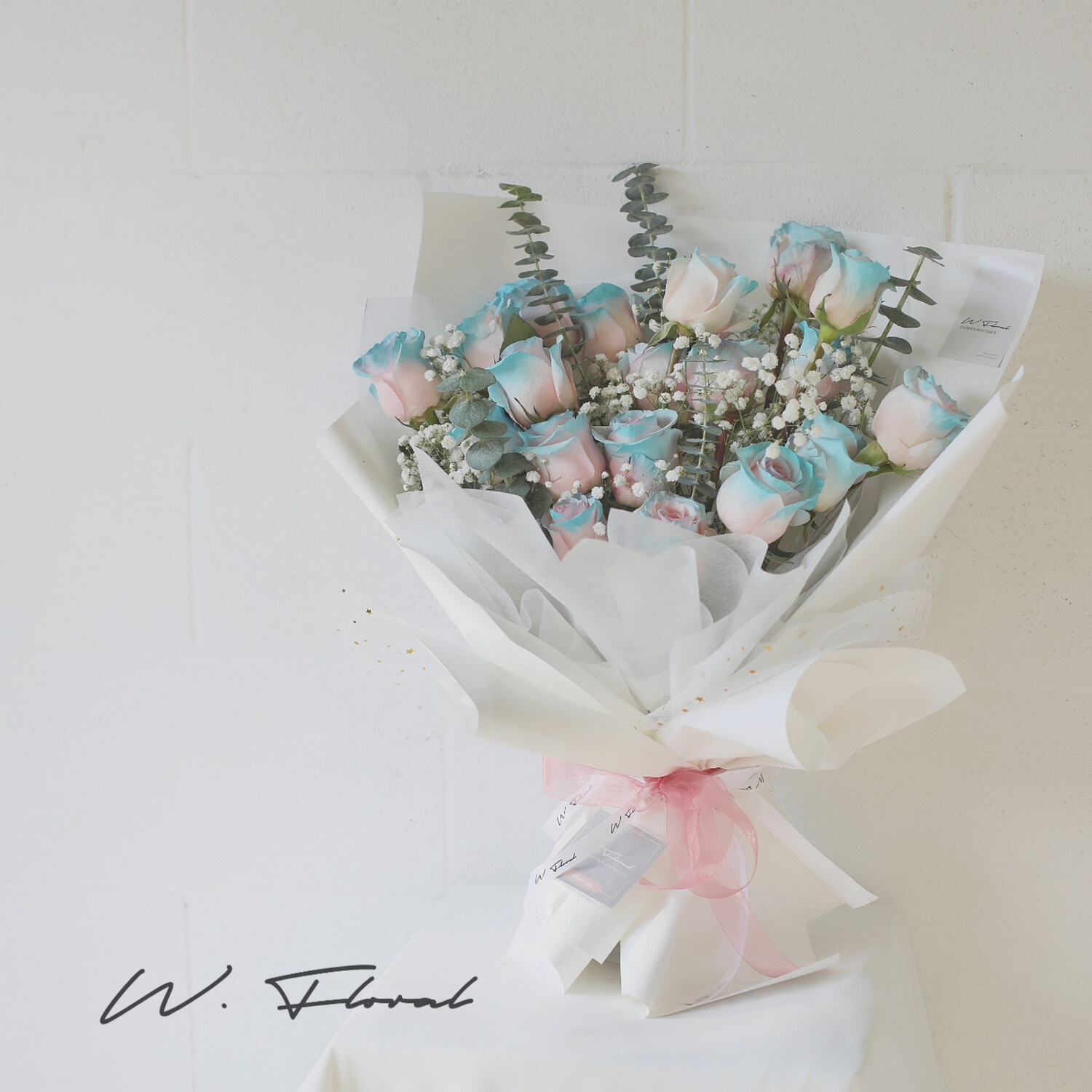 19 Fairy Rose Bouquet