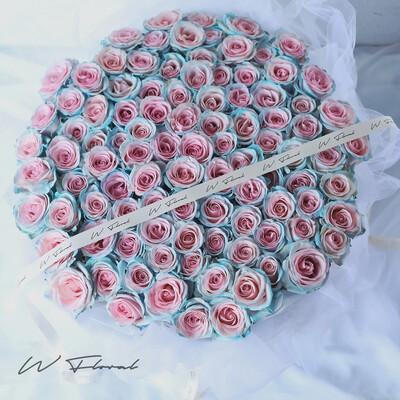 Chiffon Fairy Roses