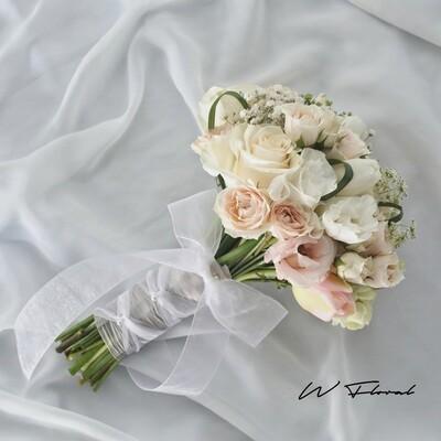 Classic Round Bridal Bouquet