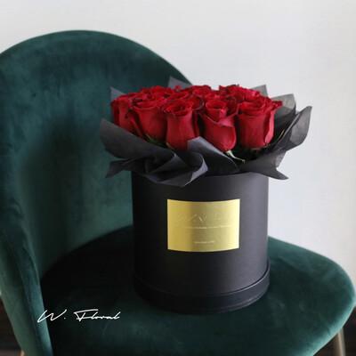 Red Rose Hug