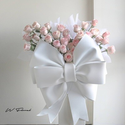 Rosette Luxe Pink Rose