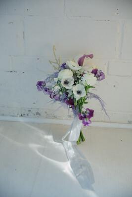 Elegant Whimsy Bridal Bouquet
