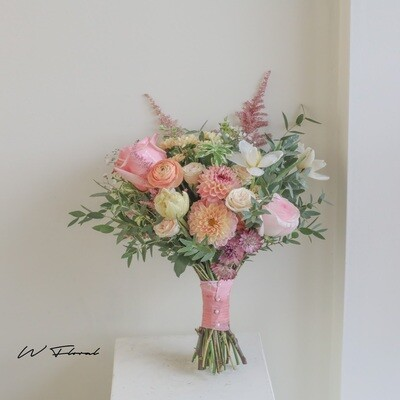 Whimsy Bridal Bouquet