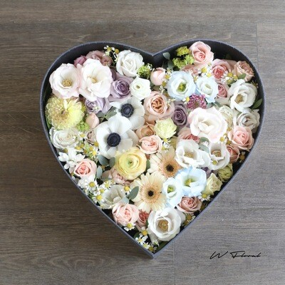 Big Heart Box Garden