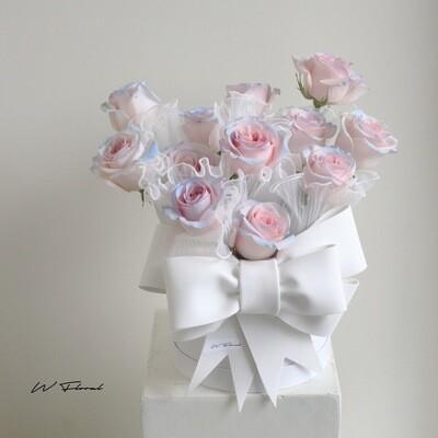 Rosette Mini Fairy Rose
