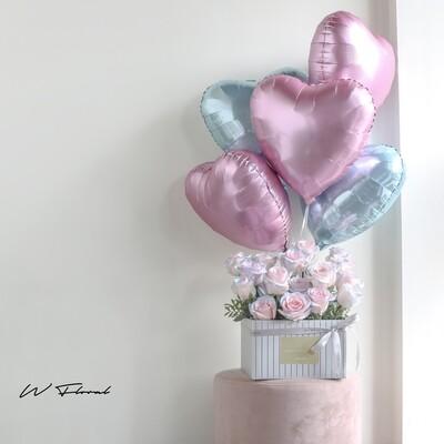 Pandora Hug Fairy Rose