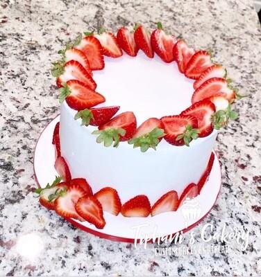 Strawberry Lover Cake