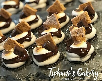 S'mores Cupcakes (12 Count)